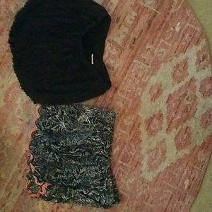 2 pairs of mossimo supply co drawstring shorts